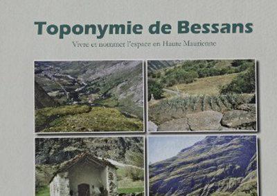 Toponymie de Bessans
