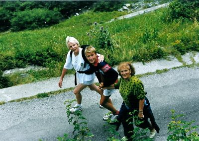 1999 BJA à Balme