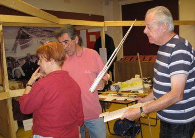 2008 Bessans sous le regard d'Eugénie Goldstern