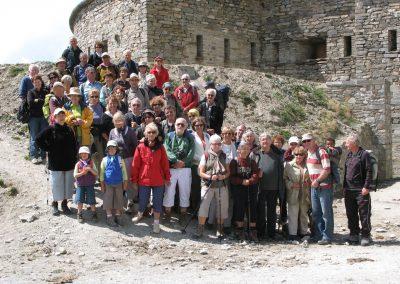 2010_Groupe au Fort de Ronce - 2