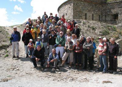 2010_Groupe au Fort de Ronce - 8