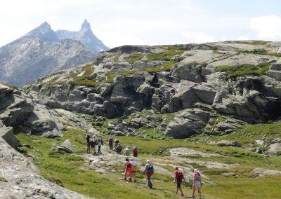 2017 Le petit Mont Cenis et ses lacs