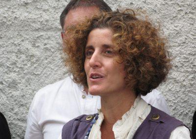 Valentina Zingari, ethnologue, rend hommage à Eugénie Goldstern