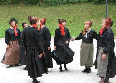 Pour les 30 ans de BJA, les costumes de Bessans sont de rigueur