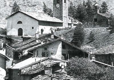 65 Maisons sous l'église