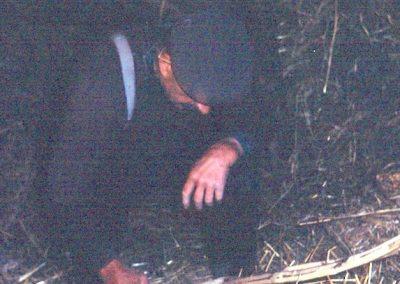 Michel Tracqui, tambour de la commune