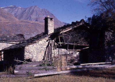 À la Goulaz, maison de Félicienne Clappier