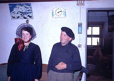 Thercile et Émile Personnaz