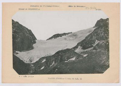12920. Bessans. Glacier d'arnes. Haute montagne. 1925. RTM (3)