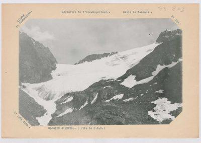 12922. Bessans. Glacier d'arnes. Haute montagne. 1925. RTM