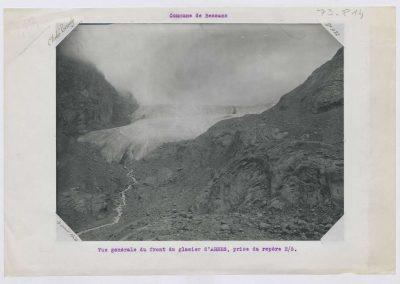 12929. Bessans. Glacier d'arnes. Haute montagne. 1924. RTM