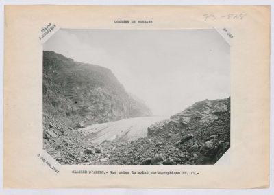12933. Bessans. Glacier d'arnes. Haute montagne. 1927. RTM