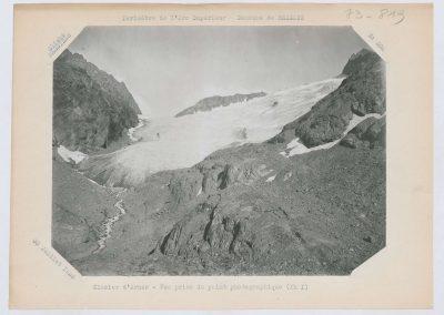 12934. Bessans. Glacier d'arnes. Haute montagne. 1928. RTM