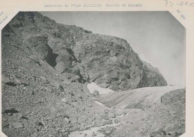 12935. Bessans. Glacier d'arnes. Haute montagne. 1922. RTM