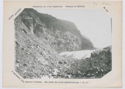 12937. Bessans. Glacier d'arnes. Haute montagne. 1929. RTM