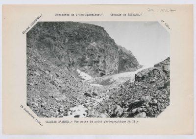 12942. Bessans. Glacier d'arnes. Haute montagne. 1930. RTM