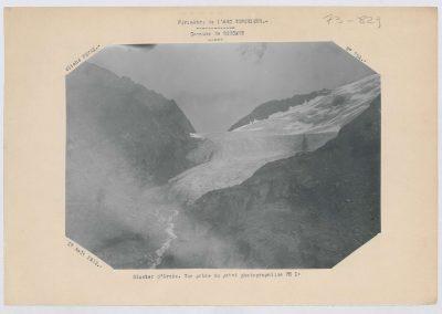 12944. Bessans. Glacier d'arnes. Haute montagne. 1932. RTM
