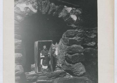 12948. Bessans. vallée d'Averole. Oratoire St Gras. 1934. RTM