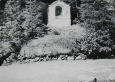 12954. Bessans. oratoire. aout 1956. DR