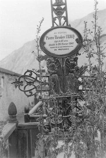Cimetière photo Peter Guggenbühl 1967