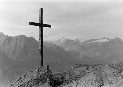 Croix de Tierce photo Peter Guggenbühl 1967