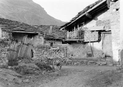 Maisons photo Peter Guggenbühl 1967