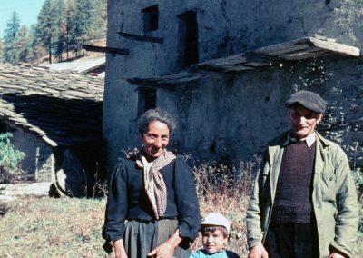 Marie-Joséphine et Eugène Parrour, Martial Zanellato 1967