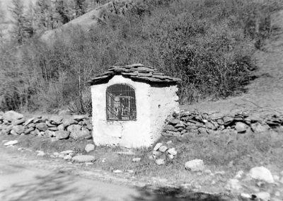 Oratoire N-D des Neiges photo Peter Guggenbühl 1967
