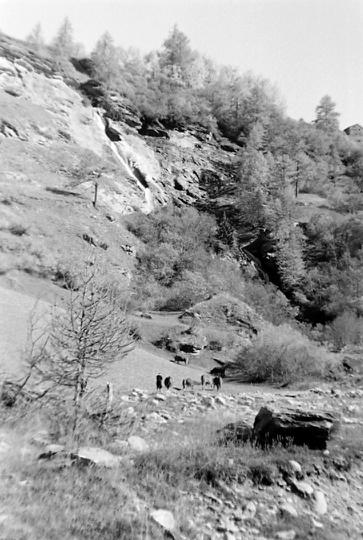 Ré Bruyant à sec photo Peter Guggenbühl 1967