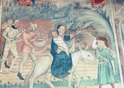 Chapelle Saint-Antoine, la Fuite en Égypte 1967