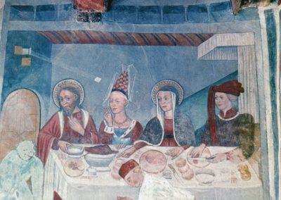 Chapelle Saint-Antoine, les Noces de Cana 1967