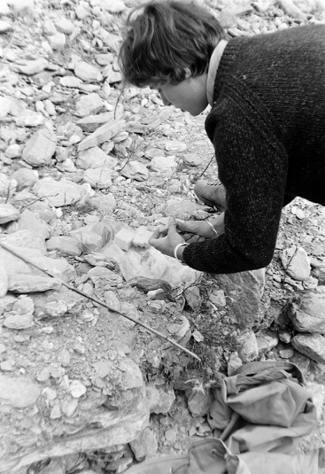 Ursula Kugler photo Peter Guggenbühl 1967