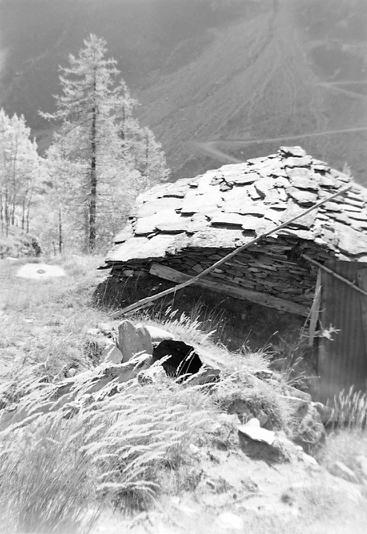 Vincendières  moulin photo Peter Guggenbühl 1967