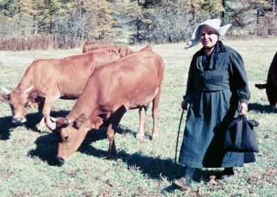 Virginie Tracq par Hans Weiss 1967